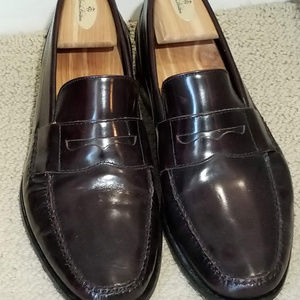 Bass Dover Loafer in Burgundy